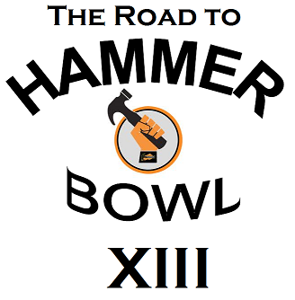 Road To Hammer Bowl 13